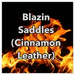 Blazin Saddles (Cinnamon Leather)